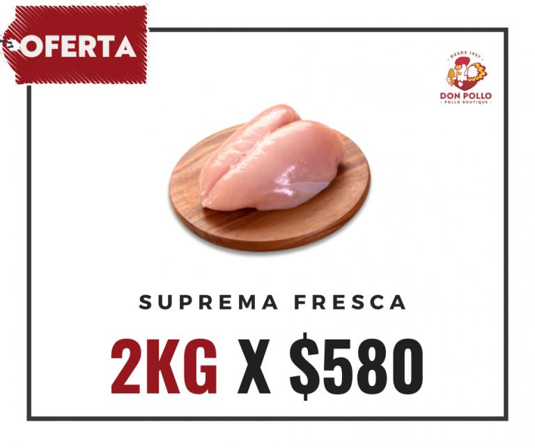 Oferta Suprema Fresca