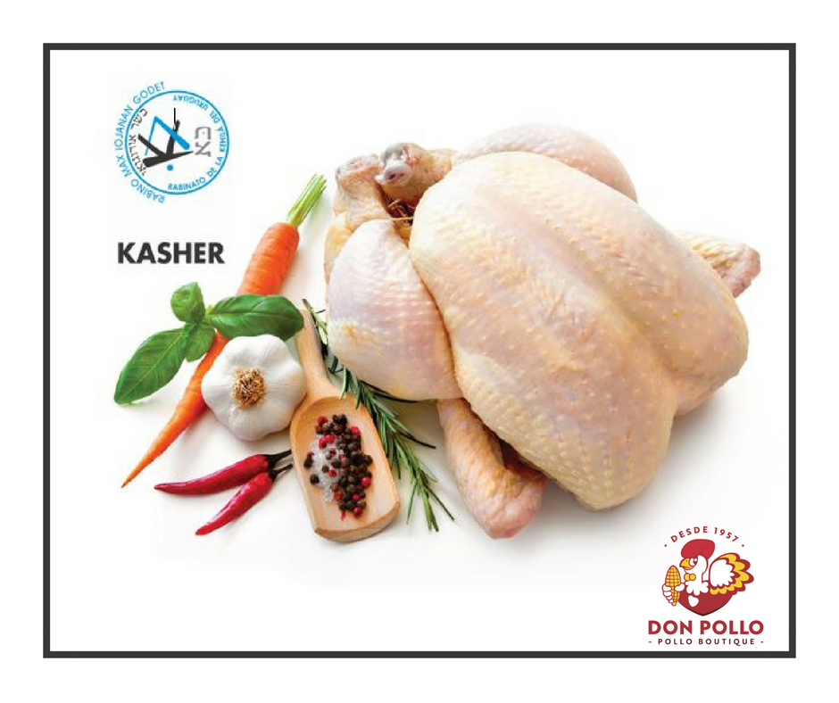 Pollo Kosher